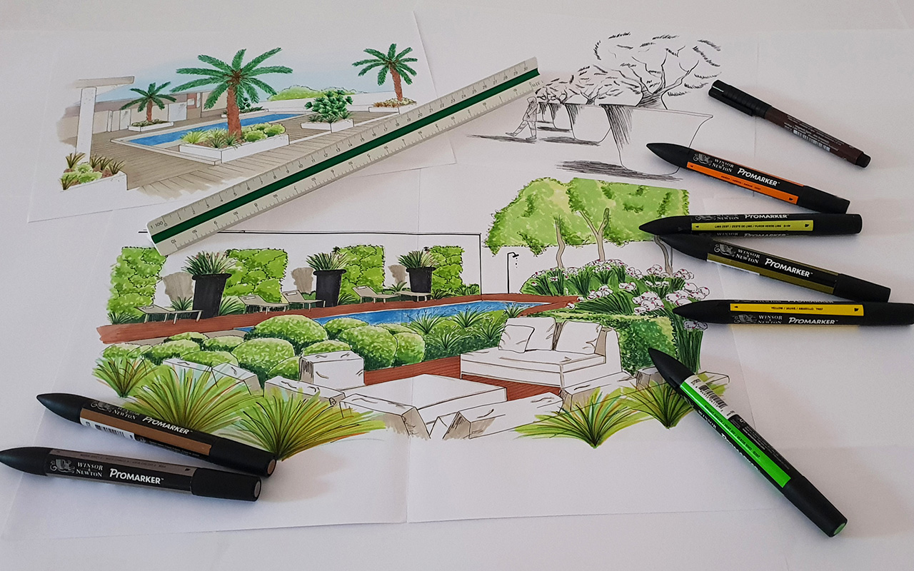 etude-illustration-conception-paysagiste-Jardin-Var-83-2