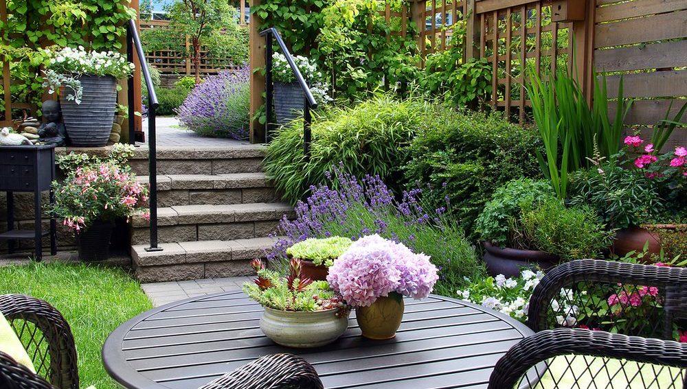 création de jardins sur-mesure